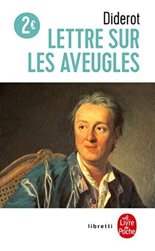 9782253146216: Lettre Sur Les Aveugles (Le Livre de Poche)