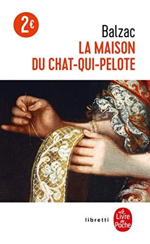 9782253146223: La Maison Du Chat Qui Pelote (Ldp Libretti) (English and French Edition)