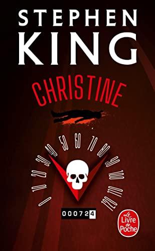 9782253147695: Christine (French Edition)