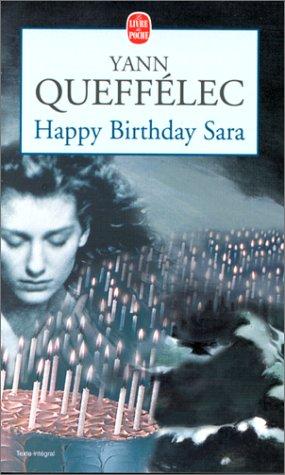9782253147954: Happy birthday Sara