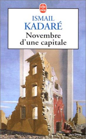 9782253148524: Novembre D'Une Capitale (French Edition)