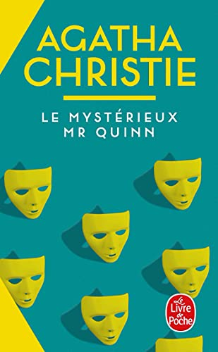 Le Mystérieux MR Quinn (Ldp Christie) (French Edition): Agatha Christie