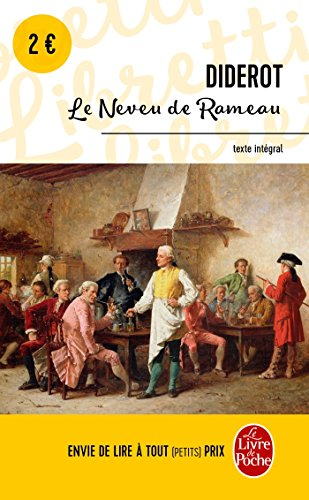 Le Neveu de Rameau (Ldp Libretti) (French: Diderot, Denis