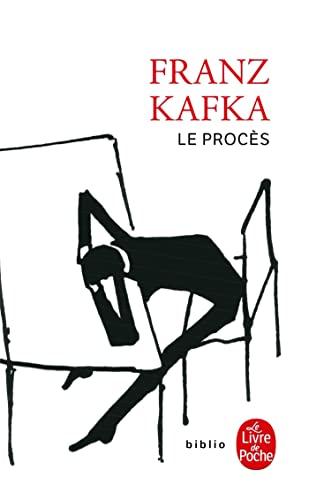 9782253150152: Le procès (Le Livre de Poche)