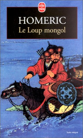 9782253150619: Le Loup Mongol (French Edition)