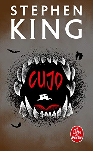 9782253151562: Cujo (Ldp Litt.Fantas) (French Edition)
