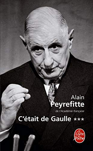 9782253151852: C'etait De Gaulle (Ldp Litterature) (French Edition)