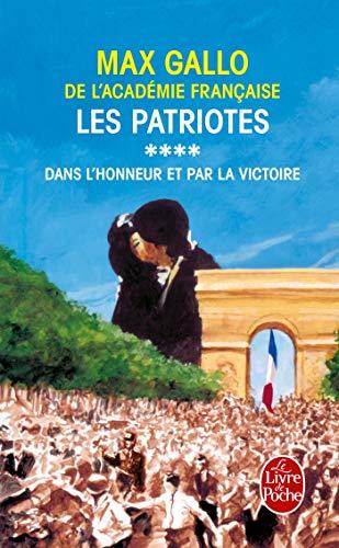 9782253153054: Les Patriotes, tome 4