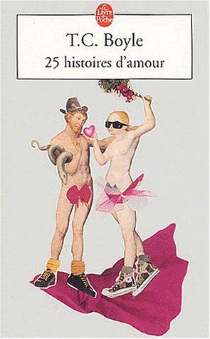 9782253153399: Vingt cinq histoires d'amour