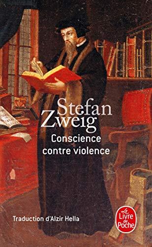 9782253153719: Conscience contre violence (Littérature)
