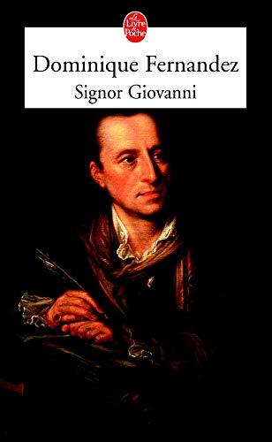 9782253155669: Signor Giovanni (Ldp Litterature) (French Edition)