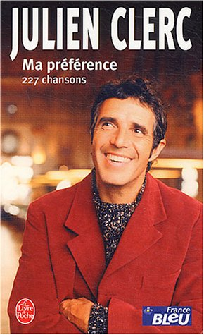 9782253155713: MA Preference 227 Chansons (French Edition)