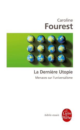 9782253156161: La Dernière Utopie