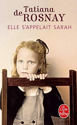 9782253157526: Elle S'Appelait Sarah (Le Livre de Poche) (French Edition)