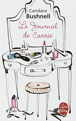 9782253157601: Le Journal De Carrie (French Edition)