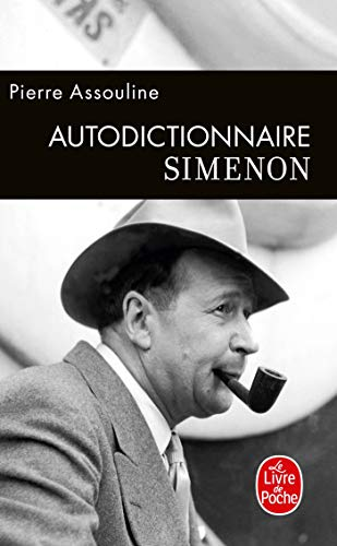 9782253157908: Autodictionnaire Simenon (Documents)
