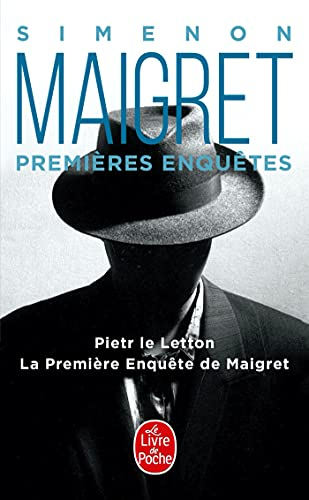 9782253158400: Maigret, Premieres Enquetes (2 Titres) (Ldp Simenon) (French Edition)