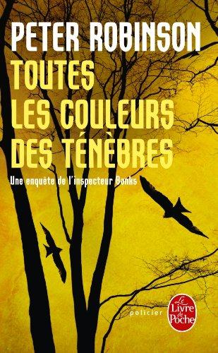 9782253158561: Toutes Les Couleurs Des Tenebres (Ldp Policiers) (French Edition)