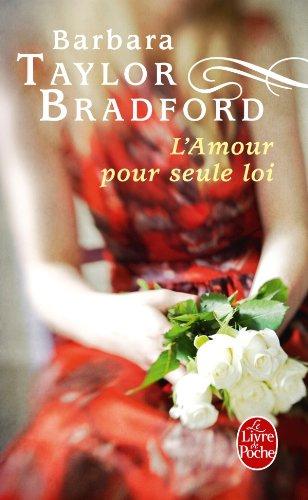 9782253160137: L'amour Pour Seule Loi (French Edition)