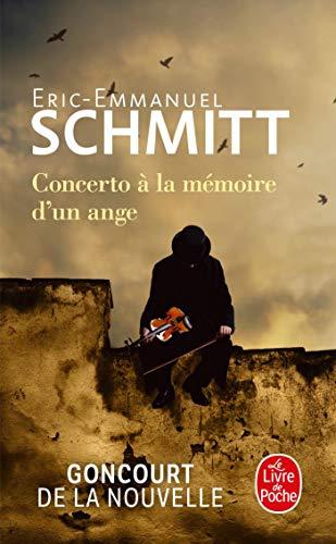 9782253160304: Concerto à la mémoire d'un ange (Littérature)