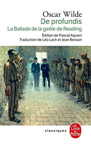 9782253160557: La Ballade de La Geole de Reading (Ldp Classiques) (French Edition)