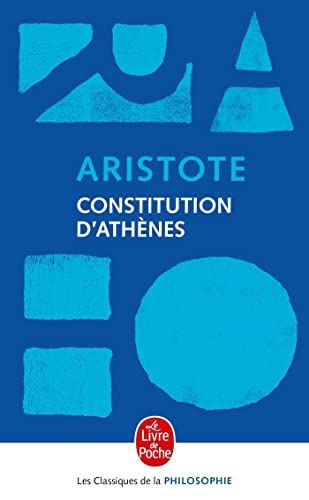 9782253160953: La Constitution D Athenes (Ldp Class.Philo) (French Edition)