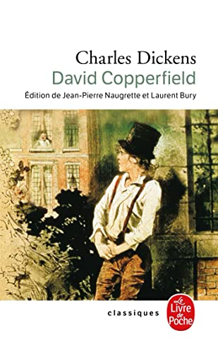 9782253160977: David Copperfield (Ldp Classiques) (English and French Edition)