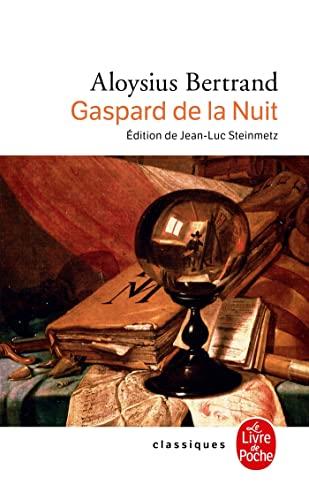 9782253161035: Gaspard de La Nuit (Classiques de Poche)