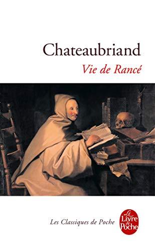 9782253161103: Vie de Rance (Ldp Classiques) (French Edition)