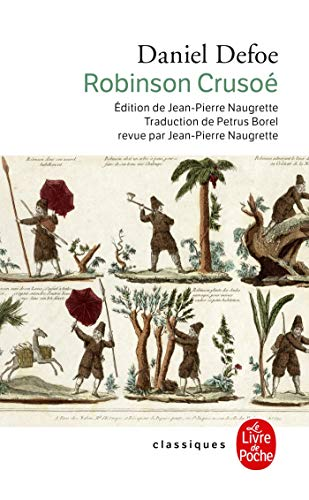 9782253161158: Robinson Crusoe (Le Livre de Poche) (French Edition)