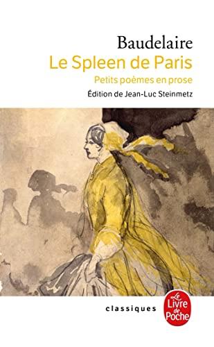 9782253161202: Le spleen de Paris: Petits poèmes en prose (Ldp Classiques)
