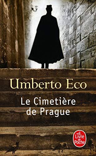 9782253162834: Le Cimetière de Prague
