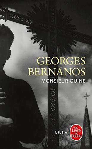 9782253162858: Monsieur Ouine (Biblio Romans) (French Edition)