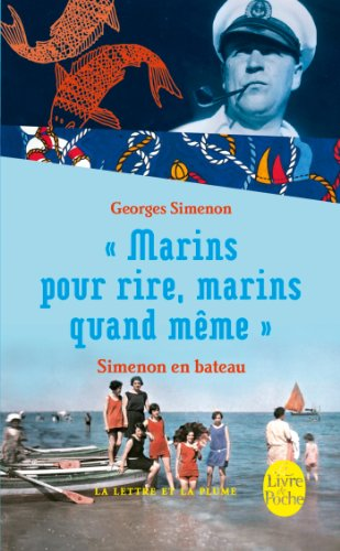 MARINS POUR RIRE, MARINS QUAND MÊME: SIMENON GEORGES