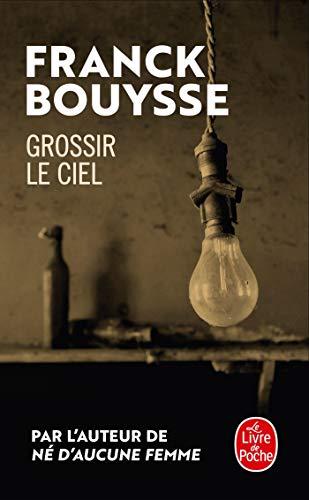 Grossir le ciel: Franck Bouysse