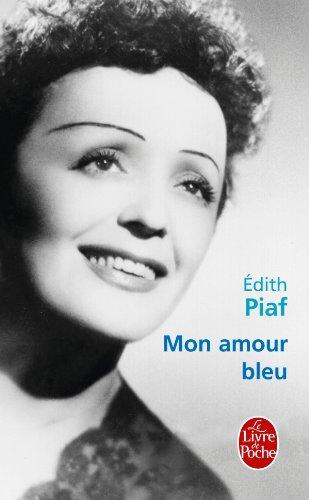 9782253164234: Mon Amour Bleu (French Edition)