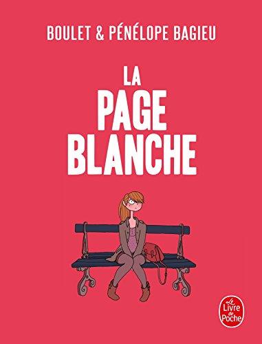 La Page blanche (Bulles en poche) (French: Bagieu, Pénélope