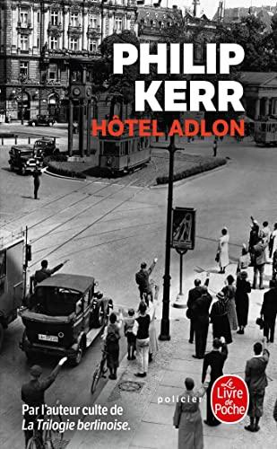 9782253167273: Hôtel Adlon (Policier / Thriller)