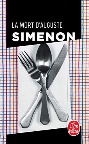 Mort d'auguste: Georges Simenon