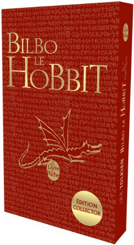 9782253169888: Coffret Bilbo le Hobbit rouge