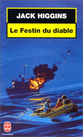9782253171416: Le Festin Du Diable (Ldp Thrillers) (English and French Edition)