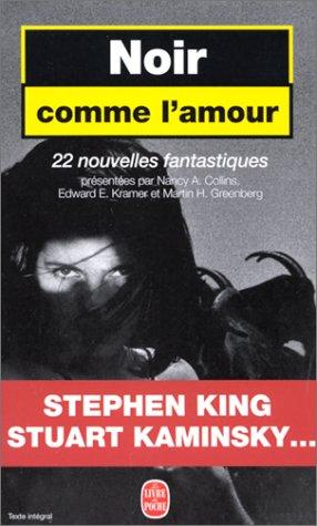 9782253171492: Noir comme l'amour.