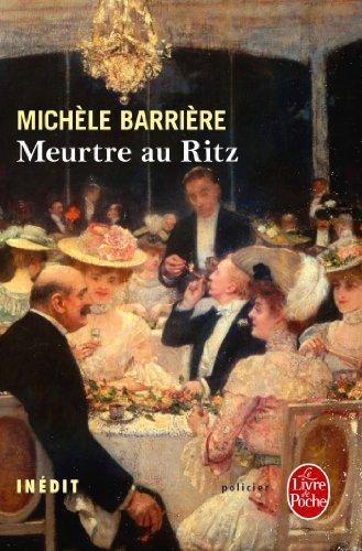 9782253173670: Meurtre Au Ritz (Policier / Thriller) (French Edition)
