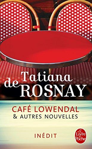 9782253175629: Cafe Lowendal & Autres Nouvelles (French Edition)