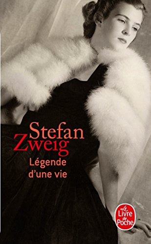 9782253177357: Legende D'Une Vie (Litterature & Documents) (French Edition)
