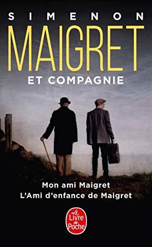 MAIGRET ET COMPAGNIE: SIMENON GEORGES