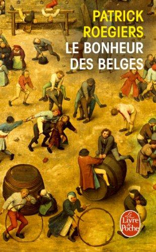 9782253177975: Le Bonheur des belges