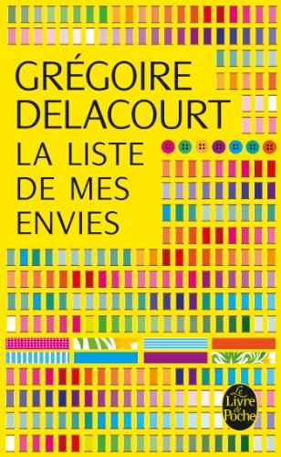 9782253177999: La Liste de mes envies (Edition noël 2013) (Littérature & Documents)