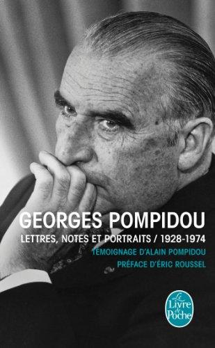 9782253178057: Lettres, notes et portraits