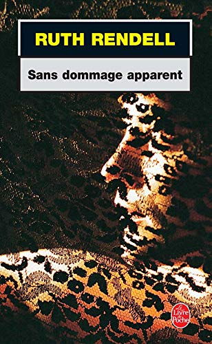 9782253182320: Sans dommage apparent